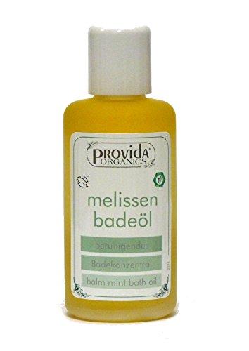 Cosmétique naturel sans conservateurs : melissen Bain Concentré, 100 ml (végétalien)