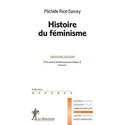 Histoire du féminisme (Repères t. 338)