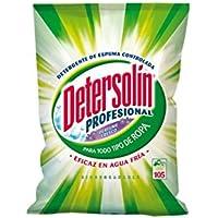 Detersolin Profesional, detergente en polvo para lavadora. Calidad profesional. Saco 10 Kg