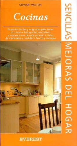 Cocinas (Sencillas mejoras del hogar)