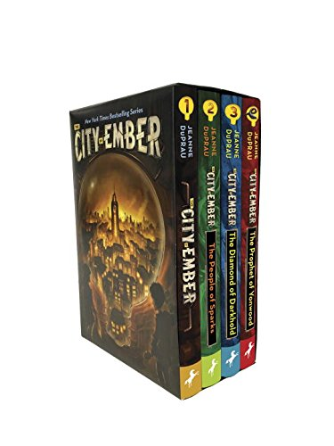 The City of Ember Complete Boxed Set