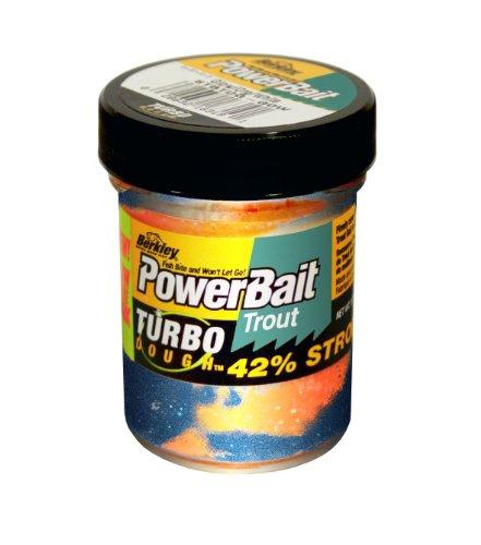 Berkley Powerbait Turbo Dough Pâte appât pour pêche...