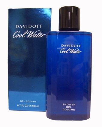 Davidoff Cool Water, homme/man, Duschgel, 200