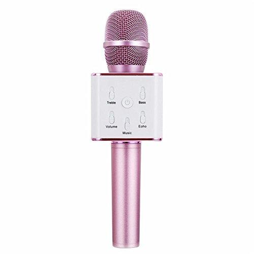 mikrofon ohne kabel singen vergleich mit 25 top produkten 2018. Black Bedroom Furniture Sets. Home Design Ideas