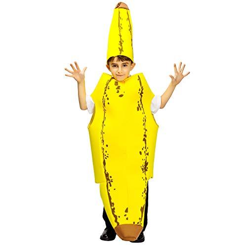Banane Kinder Kostüm - SEA HARE Kinder Banane Verrücktes Kleid Kostüm