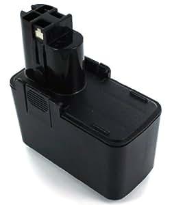 Werkzeugakku kompatibel mit BOSCH GSR9.6VE-2 Nachbau