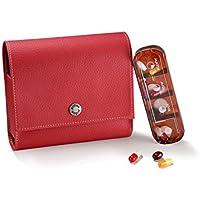 Pilbox maxi rot oder dunkel, 1 St preisvergleich bei billige-tabletten.eu