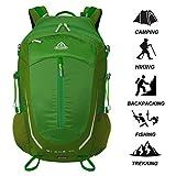 AI ONE 30L Deportes al Aire Libre Camping Senderismo Mochila Impermeable Mochila...