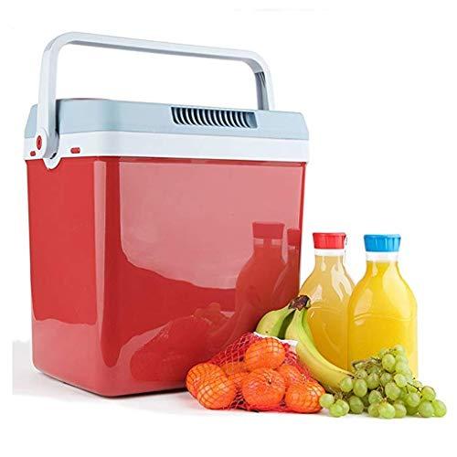 WLAY Kühlbox elektrisch zum Ziehen, Warmhaltebox groß… | 08266851656847
