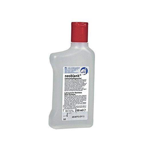 Preisvergleich Produktbild Liebherr 8409030 neoblank ORIGINAL 250ml Reiniger Pflege Edelstahl Edelstahloberfläche Edelstahlreiniger 2in1 + Schmiermittel Scharniere Schmieren Kühlschrank