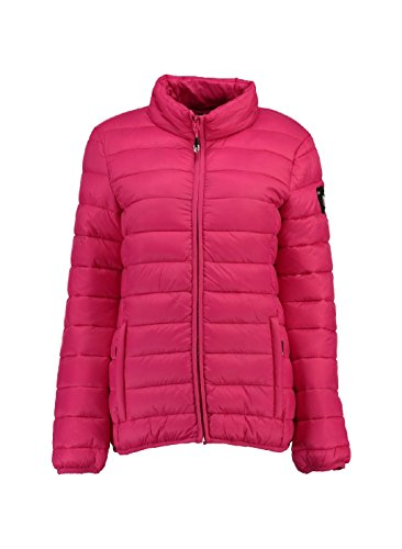 Geographical Norway Doudoune Femme Alya No Hood Fuschia-Taille - 1