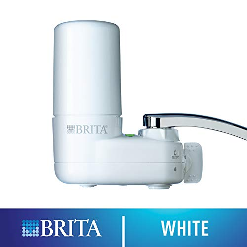 Brita Basic On Tap Faucet Water Filter System by Brita