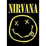 Drapeau Nirvana : Smiley Sous Licence Officielle