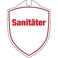 KLK Sanitäter Autoschild, Weiß, One Size preisvergleich bei billige-tabletten.eu