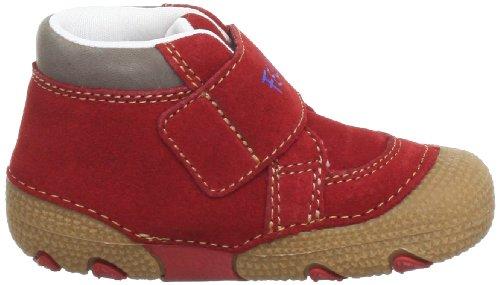Felix, Der Hase 460548, Chaussures basses bébé garçon Rouge (Rot 4)