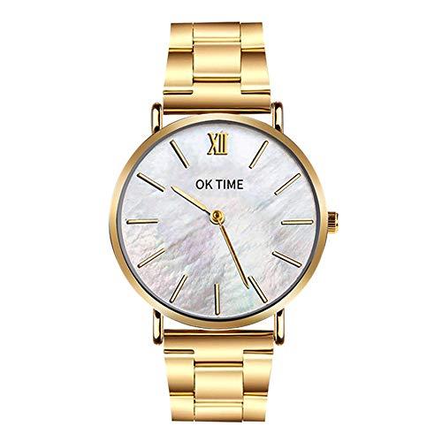 Uhren Herren Damen Luxuslegierung Lässige Quarzuhr Armbanduhr Quarz Armbanduhr Uhr Geschenk Uhren Klassisch Uhr Analoge Uhr Exquisit Analoge Uhr,YpingLonk