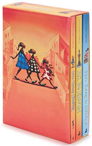 Gaither Sisters Trilogy Box Set: One Crazy Summer, P.S. Be Eleven, Gone Crazy in Alabama por Rita Williams-Garcia