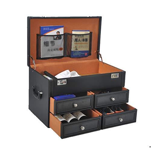 Boîte de Rangement pour Coffre de Voiture Boîte de Rangement pour Mot de Passe Boîte de Rangement pour Voiture Boîte de Rangement pour Coffre Arrimage et Rangement Brilliant Firm