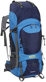 QHDZ Borsa Zaino da Alpinismo per Escursionismo di di di Grande capacità Zaino alpinistico per Alpinismo da 60 Litri (Blu Scuro) | Area di specifica completa  | diversità  | Alta qualità ed economico  | Online Shop  | Sconto  | Aspetto Attraente  583fda
