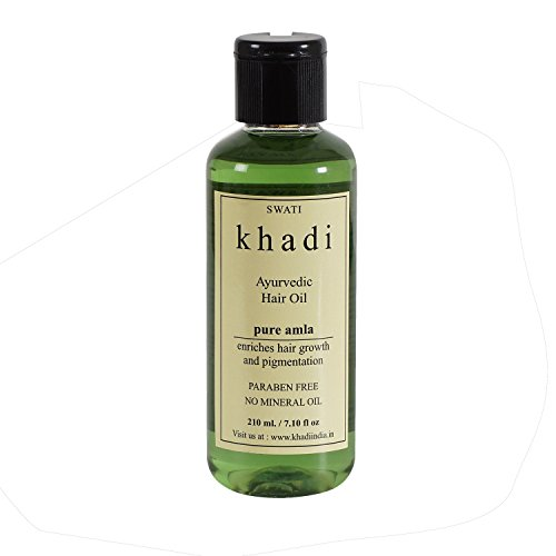 Khadi Pure Amla Hair Oil - 210 ml