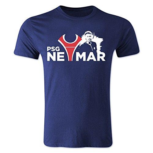 Uksoccershop neymar psg t-shirt (navy)