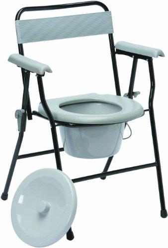 Drive Medical-transport-stuhl (Drive Medical Klappbarer Toilettenstuhl - C017)