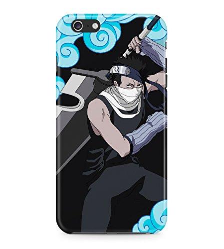 Naruto Zabuza Momochi Hard Plastic Snap On Back Case Cover For iPhone 6 / 6s Custodia