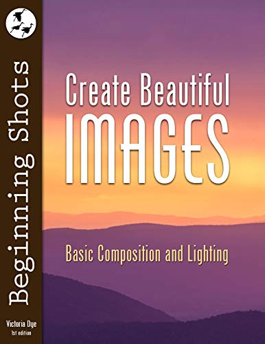 Create Beautiful Images: Basic Composition and Lighting (Beginning Shots Book 2) (English Edition)