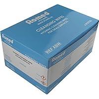 6 Rundosen (660 Stück) hygienische Reinigungstücher Größe 20 x 11 cm in Spenderdose Romed preisvergleich bei billige-tabletten.eu