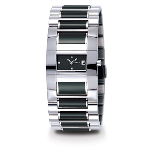 Fila FA0505-51 - Reloj analógico de cuarzo para hombre, correa de plástico color plateado