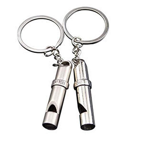 Tasquite Paare Pfeife Schlüsselanhänger Kleine Anhänger Kreative Nette Neuheit Hochzeit Souvenirs für Männer und Frauen 2 STÜCKE -