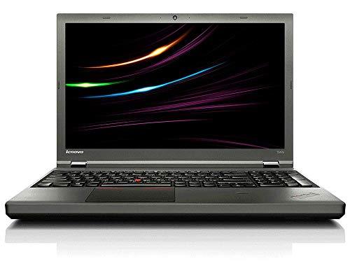 Lenovo ThinkPad T540p Intel i52.5GHz 4GB 500GB WIN7Pro 1366X 768b0m (certificata e General Rigenerato)