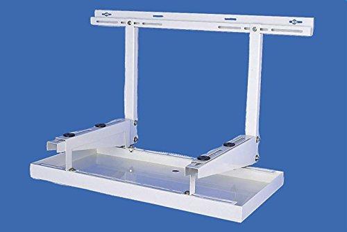 Kondensatwanne Metall für Klimaanlagen oder Wärmepumpen 1100mm -