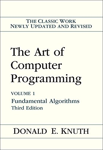 Programming 1. Fundamental Algorithms (ART OF COMPUTER PROGRAMMING VOLUME 1) ()