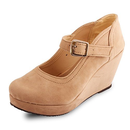 Anand Archies Women's Bellies AA40-BEIGE-36