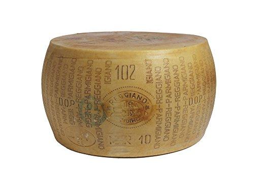 Parmigiano-reggiano dop 24 mesi 39 kg