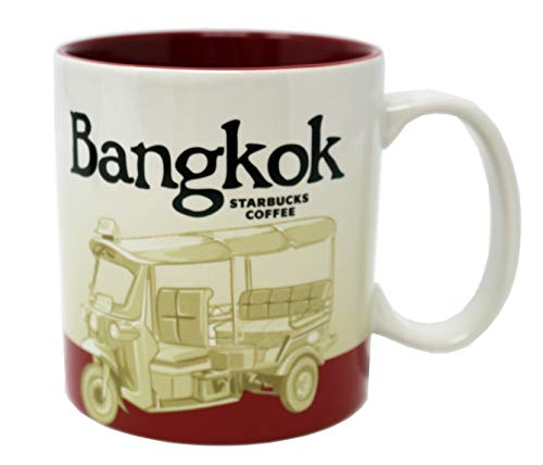 Starbucks Bangkok Global Icon Tasse, 473 ml