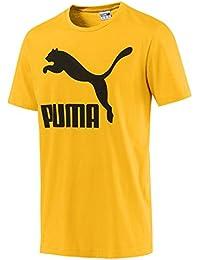 Puma Herren Classics Logo Tee T-Shirt