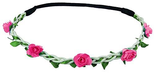 blumen-haarband-bella-mit-kleinen-rosen-pink
