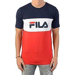 Fila T-Shirt 687192 Bambino Rosso 134/140