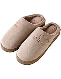 Marrone Cane Da it Amazon Pantofole Borse E Scarpe Donna Tg4Ev