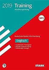 Training Abschlussprüfung Realschule Baden-Württemberg - Englisch, mit MP3-CD