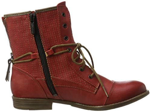 Mustang 1157-503, Stivaletti Donna Rosso (5 Rot)