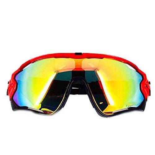 TZQ Polarisation Im Freien Reiten Sonnenbrillen,C1