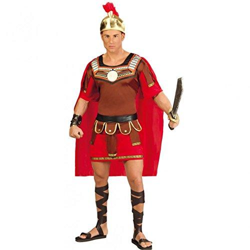 KOSTÜM - CENTURIO - Größe 52-54 (L), Legion Legionär Soldat Offizier Anführer Antike antikes Rom Senator Cäsar Herrscher heiliges römisches Reich