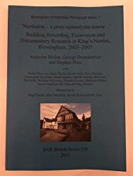 'Northeton..A Praty Uplandyshe Towne..' Building Recording, Excavation and Documentary Research in King's Norton, Birmingham, 2005-2007: Birmingham ... Archaeological Reports British Series)