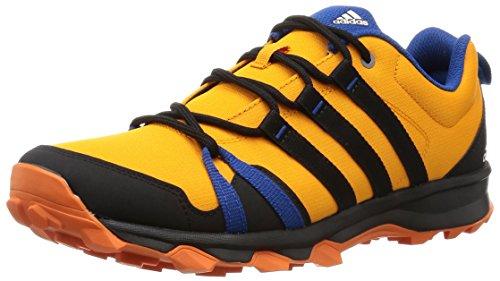 adidasTrail Rocker - Scarpe da camminata ed escursionismo Uomo, Arancione (Orange (Orange/Core Black/Chalk White)), 41.3333333333333 EU