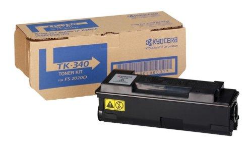 Preisvergleich Produktbild Kyocera 1T02J00EUC TK-340 Tonerkartusche 12.000 Seiten, schwarz