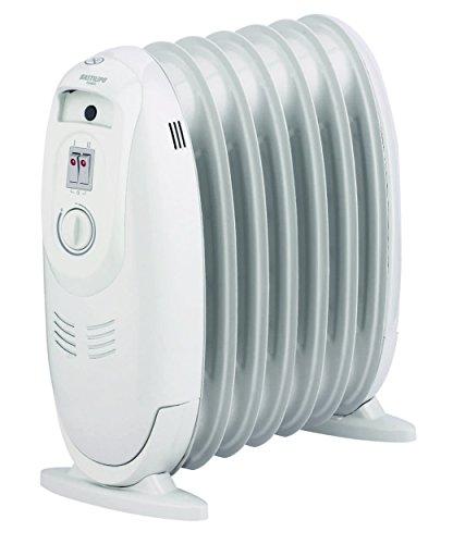 Bastilipo MRA-600 Radiador de fluido, 600 W, Otro, Blanco
