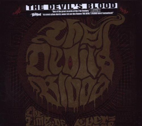 The Time Of No Time (Ltd Ed) by Devil's Blood